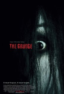 Poster for the US version of 'The Grudge' from 2004.