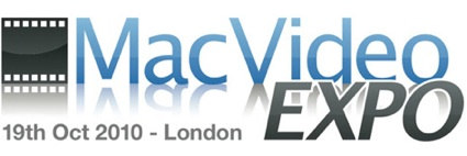 MacVideo Expo 2010 logo