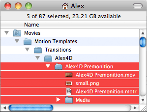 Premonition Free Final Cut Pro X Transition Alex4d Old Blog