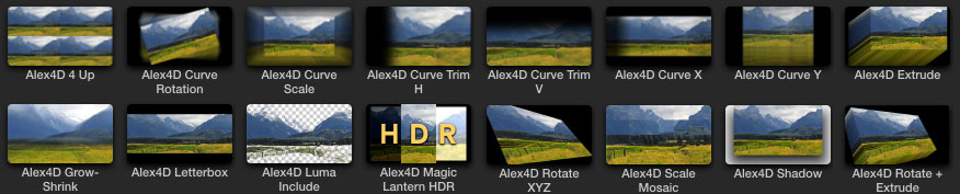 Sparks: Free Final Cut Pro X effect | alex4D old blog