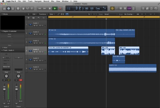 simple-timeline---logic-pro-X