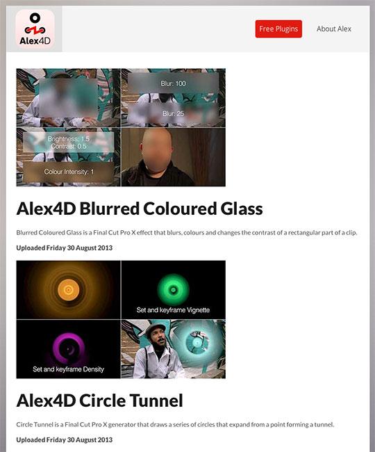 Alex4d.com-site-version-0.2