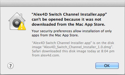 Run my plugin installers – even though they're not from the